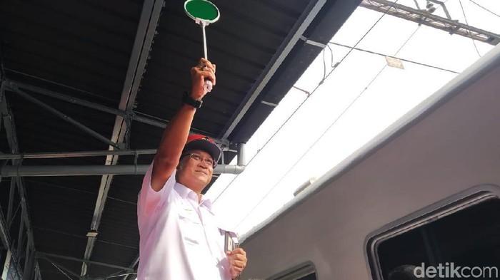 Foto: Direktur Utama KAI Edi Sukmoro (Wilda/detikcom)