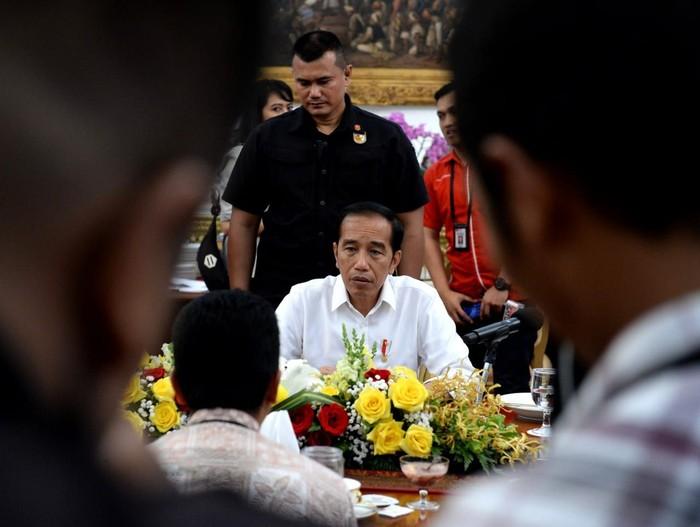 Foto: Presiden Jokowi (Kris-Biro Pers Setpres)