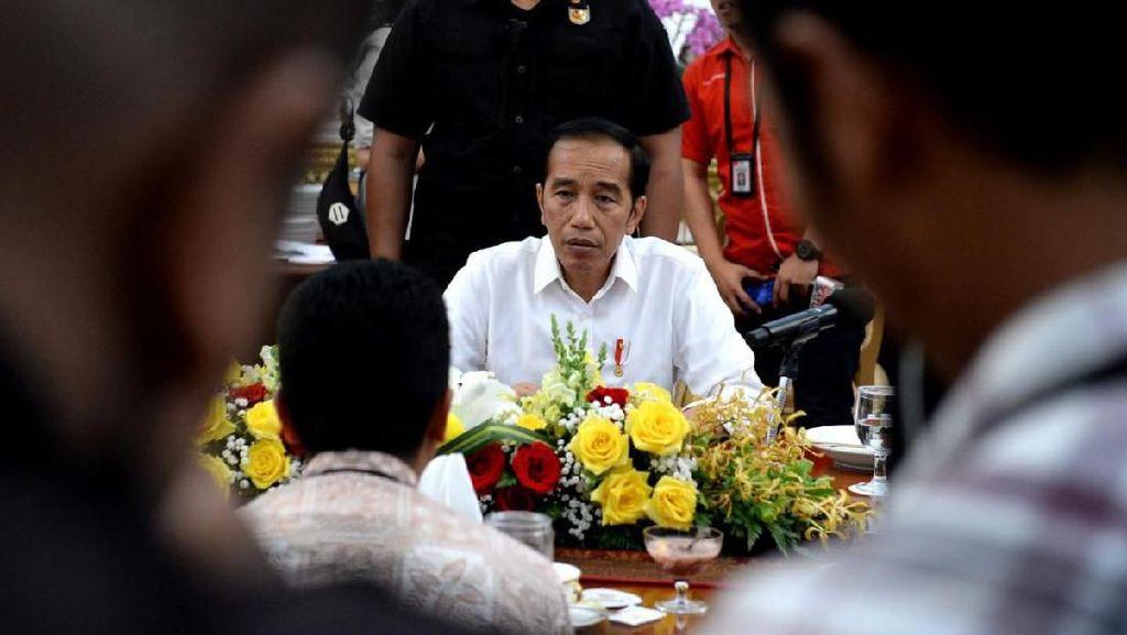 Jokowi Ingin Konten dengan Narasi Pancasila Disebar Lewat Youtube-Netflix