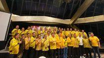 Agung Laksono-Akbar Tandjung Kembali Pimpin Dewan Pakar-Kehormatan Golkar