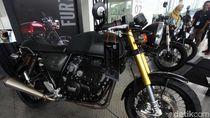 Cleveland Luncurkan Motor 400 cc