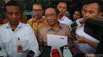Mahfud Md: Presiden Belum Putuskan Keluarkan Atau Tidak Perppu KPK