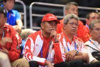 Hampir Copot Jantung Menko PMK Nonton Angkat Besi di Sea Games Filipina