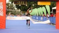 Palembang Triathlon 2020: Senangnya Jauhari Johan Tanding di Kampung Halaman