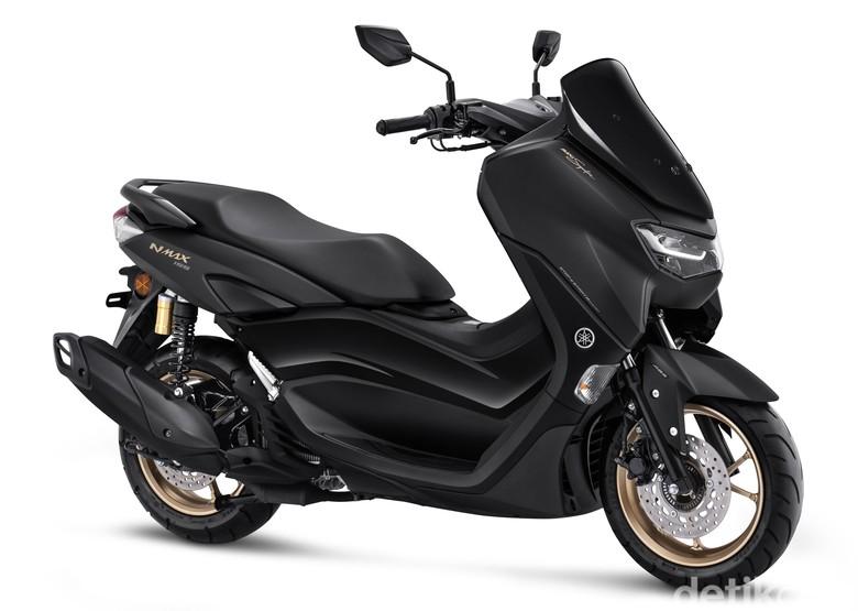 Yamaha Nmax model 2020 Foto: Yamaha