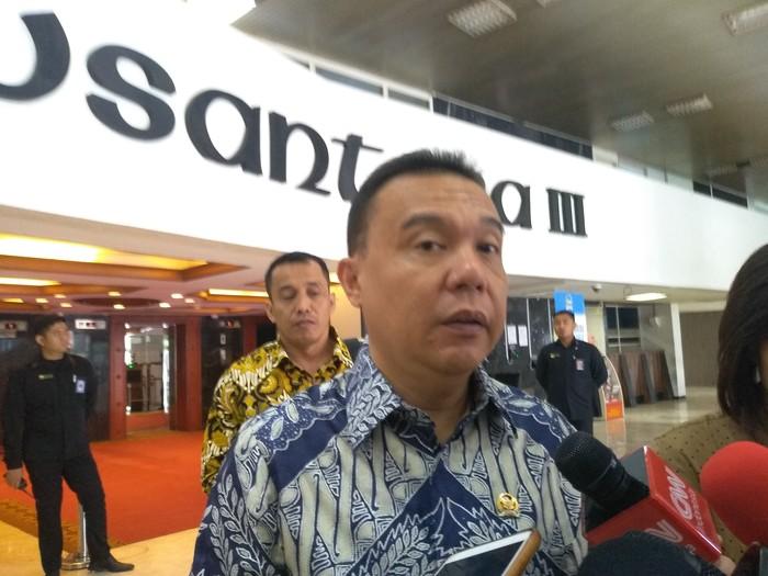 Wakil Ketua DPR Sufmi Dasco (Nur Azizah/detikcom)