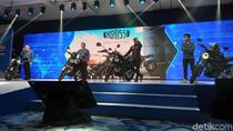 Dihadiri Maverick Vinales, Yamaha Perkenalkan XSR di Indonesia