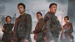 Lee Byung Hun hingga Suzy di Trailer Ashfall yang Menegangkan