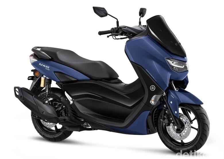 Yamaha meluncurkan NMAX 2019 di Jakarta, Senin (2/12/2019)