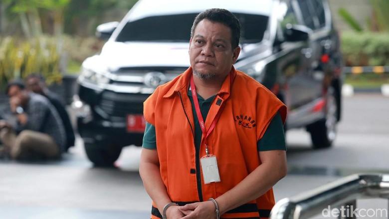 Eks Kadis PU Kota Medan Isa Anshari Diperiksa KPK
