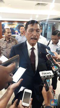Apa Benar Luhut Dianggap Calo Pemerintah Indonesia?