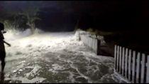 Gelombang Pasang Hantam Permukiman Warga di Buru Maluku, 11 Rumah Rusak