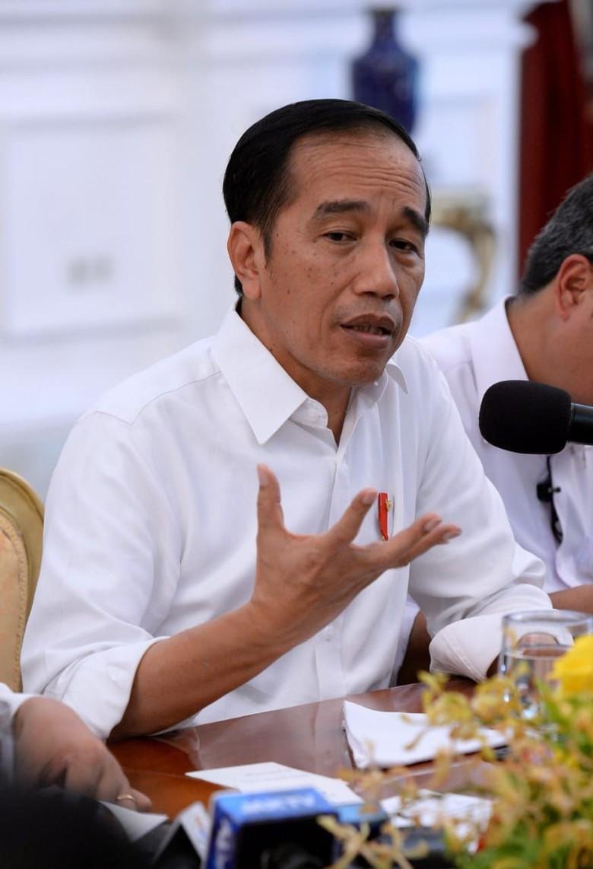 Saat Jokowi Bicara Keadilan Sosial