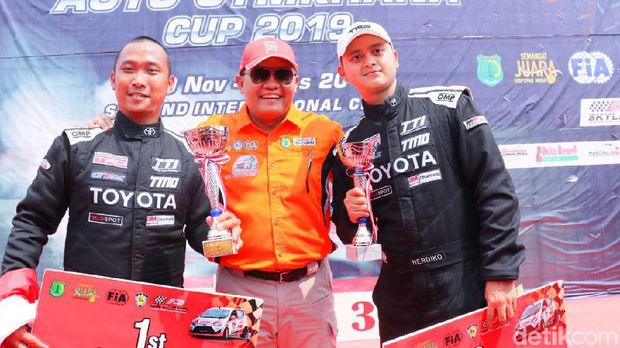 Asia Auto Gymkhana Championship