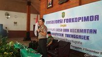 Polisi Trenggalek Dukung Pembangunan dengan Utamakan Langkah Preventif