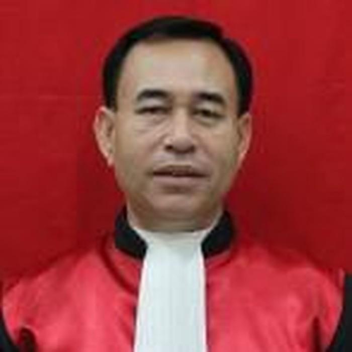 Hakim Jamaluddin (Dok. PN Medan)