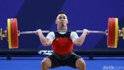 5 Wakil Indonesia di Cabor Angkat Besi Olimpiade Tokyo