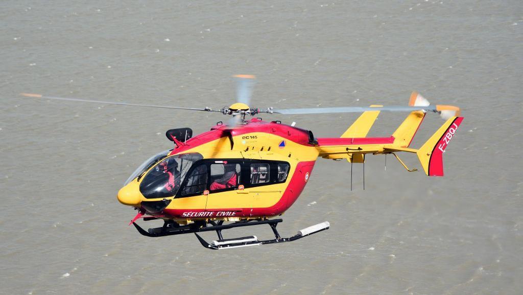 Heli Jatuh Saat Misi Penyelamatan Banjir di Prancis, 3 Petugas Tewas