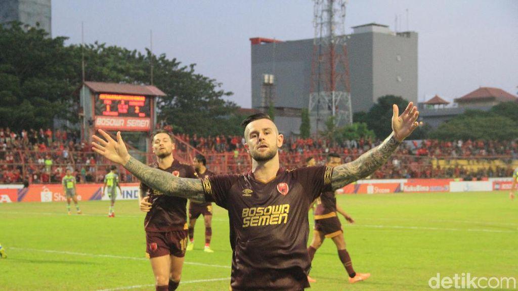 PSM Vs Borneo FC: Pesut Etam Imbang 2-2 Lawan Juku Eja