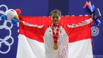 Angkat Besi Butuh Dana Rp 13 M untuk ke Olimpiade