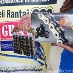 Rantai Motor MotoGP Mulai Dijual di Indonesia