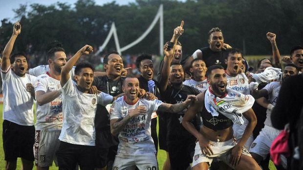 Liga Champions Asia: Bali United Kalahkan Tampines Rovers 5-3