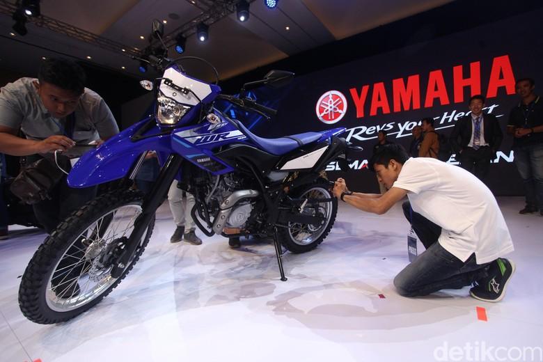 Yamaha WR 155. Foto: Rifkianto Nugroho