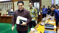 Bahas Kasus Jiwasraya, DPR Panggil Erick Thohir Rabu Depan