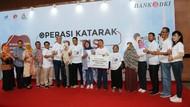 50 Penderita Katarak Dapat Operasi Gratis dari Bank DKI