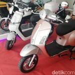 Satu Lagi Motor Listrik Made in Semarang Muncul ke Permukaan