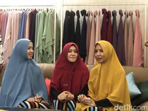 Si.Se.Sa. Ungkap Alasan Rilis Baju Muslim Syar'i untuk Liburan