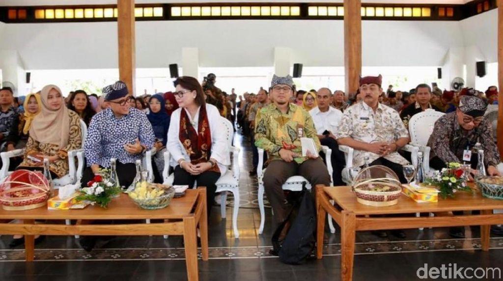 Sosialisasi KPK di Banyuwangi Ingatkan Warga Patuh Bayar Pajak