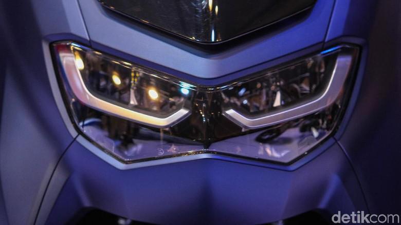 Yamaha Nmax 2020 Foto: Rifkianto Nugroho