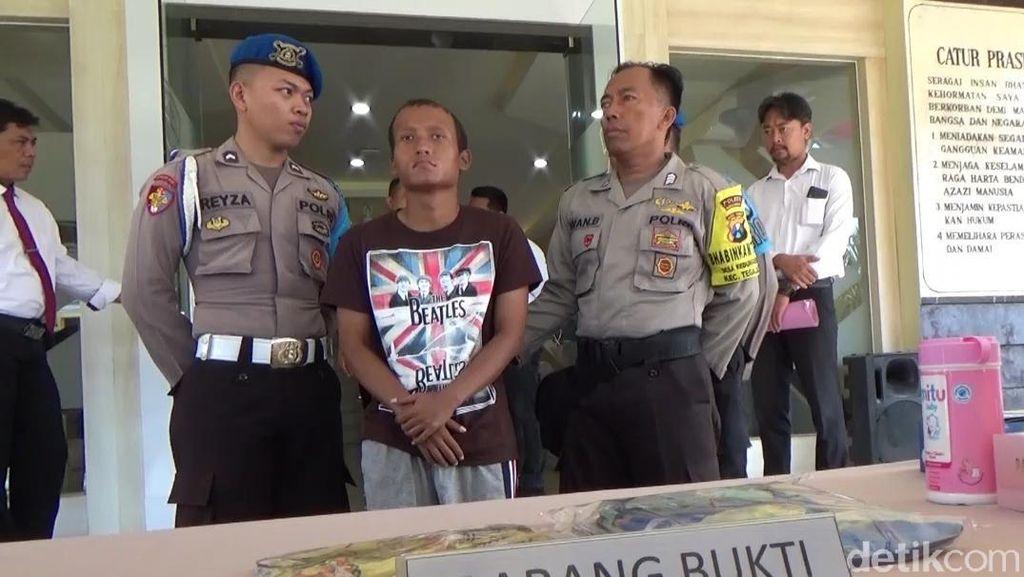 Polisi Siapkan Psikiater untuk Ungkap Motif Pria Onani di ATM