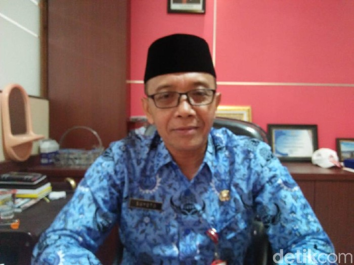 Kepala BKD Pemkot Blitar Suyoto/Foto: Erliana Riady