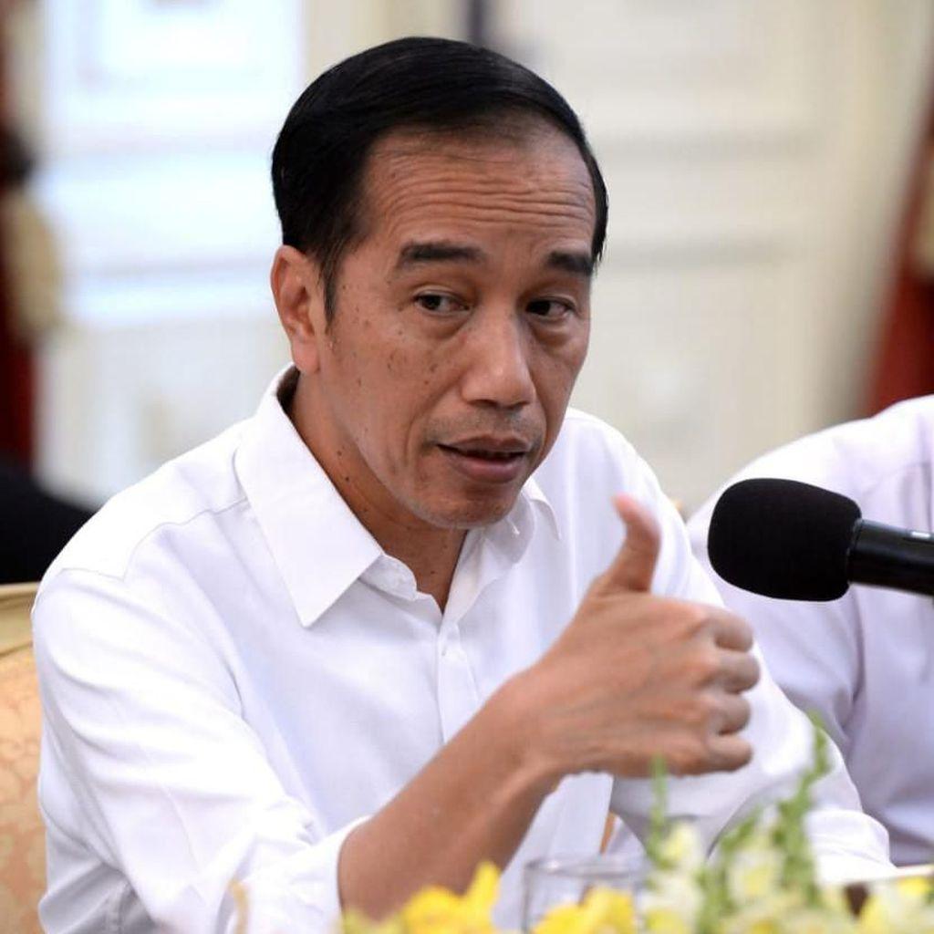 Dapat Asian of The Year, Jokowi: Negara Kita Dilihat Stabil