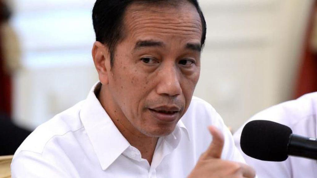 Erick Pecat Dirut Garuda, Jokowi: Itu Pesan untuk Semuanya!