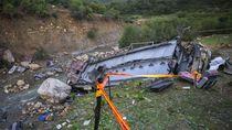 22 Orang Tewas dalam Kecelakaan Bus di Tunisia