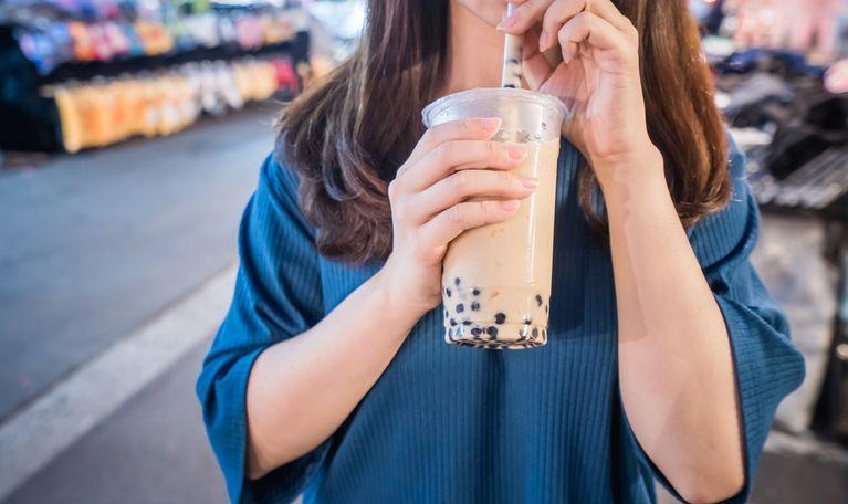 bubble tea sakit perut