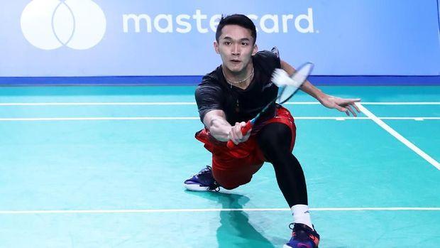 Jonatan punya peran vital sebagai pebulutangkis yang main di laga pembuka final lawan Malaysia.