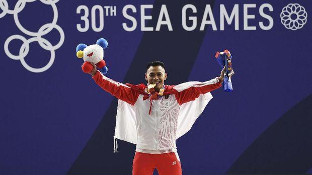 Rekap Medali SEA Games Senin Malam: Indonesia Masih 6 Emas