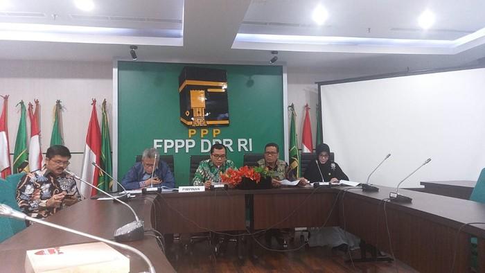 Fraksi PPP DPR (Marlinda/detikcom)