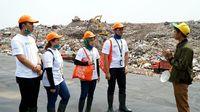 BNI Ajak Pegawai Cerdas Tangani Sampah