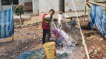 Heboh Semburan Air Asin di Sumur Masjid, BPBD Bekasi: Fenomena Akuifer