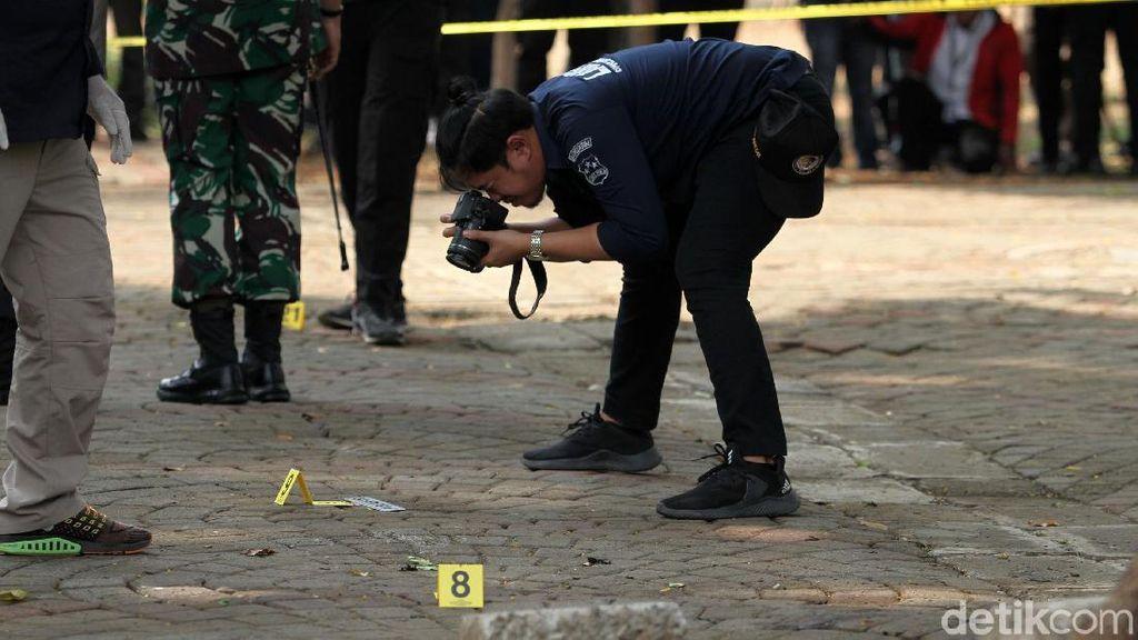 Polisi Tegaskan Granat Asap yang Meledak di Monas Bukan Milik Mereka