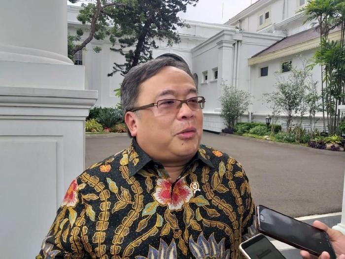 Bambang Brodjonegoro (Kanavino Ahmad Rizqo/detikcom)