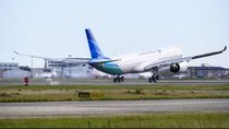 Tak Ada Pesawat Garuda Terbang ke dan dari China