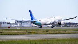 Garuda Belum Setop Penerbangan ke Negara Terjangkit Virus Corona