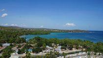 Titik Paling Selatan Indonesia yang Indah dari Ketinggian