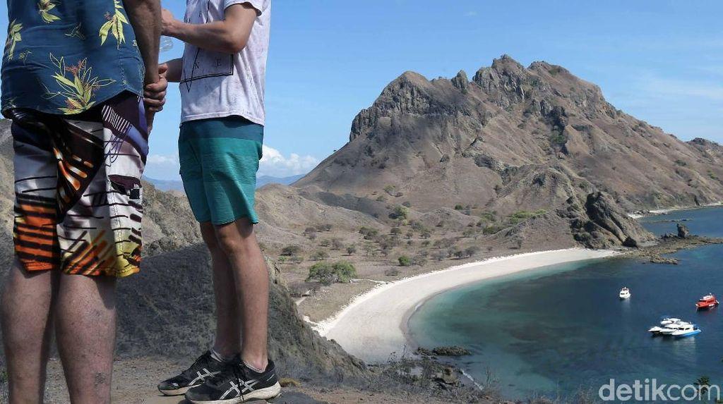 Wishnutama: Wisata Alam Risiko Penularan Corona-nya Rendah
